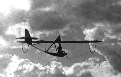 Basic Primary Glider @ Box Hill NSW circa 1940
