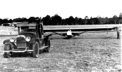 SCGC Operations at Fleurs Airstrip in the Late 1940s